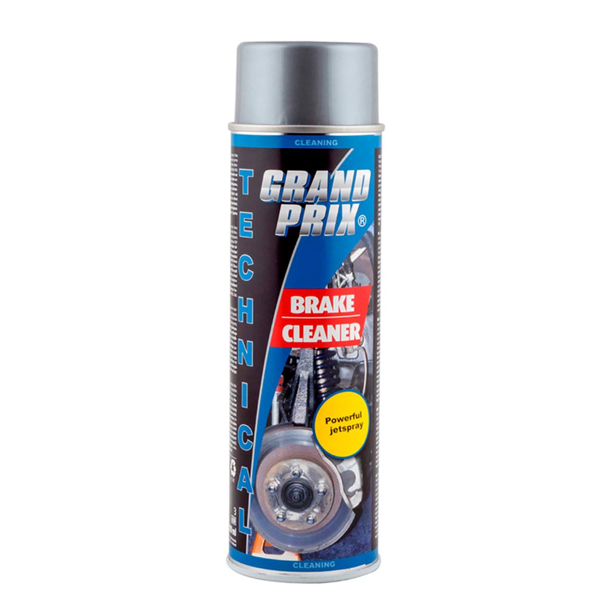 """Очиститель тормозной системы """"Brake cleaner"""" Grand Prix 500 мл"""
