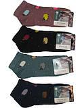 Носки женские хлопковые КЛЕВЕР, фото 5