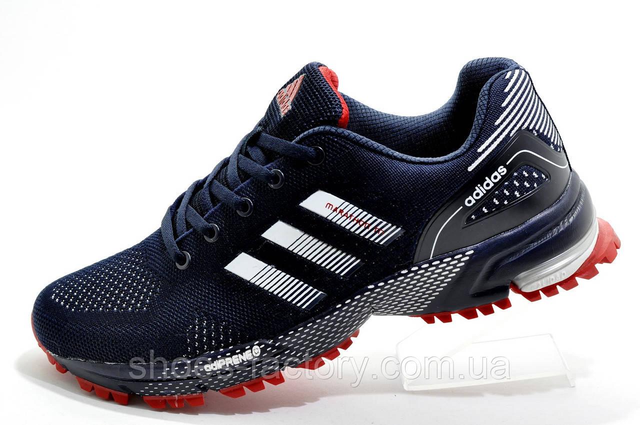 Беговые кроссовки в стиле Adidas Marathon TR 2020, Dark Blue