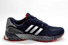 Беговые кроссовки в стиле Adidas Marathon TR 2020, Dark Blue, фото 3