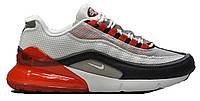 """Мужские Кроссовки Nike Air Max Hybrid 270 / 97 """"White Red"""" - """"Белые Красные"""" (Копия ААА+), фото 1"""