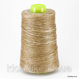 Шнур Вощеный Эко Полиэстер, Диаметр: 0.8 мм, Цвет: Верблюжий (10 м)