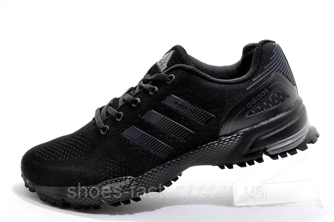 Мужские кроссовки в стиле Adidas Marathon TR 2020, Black