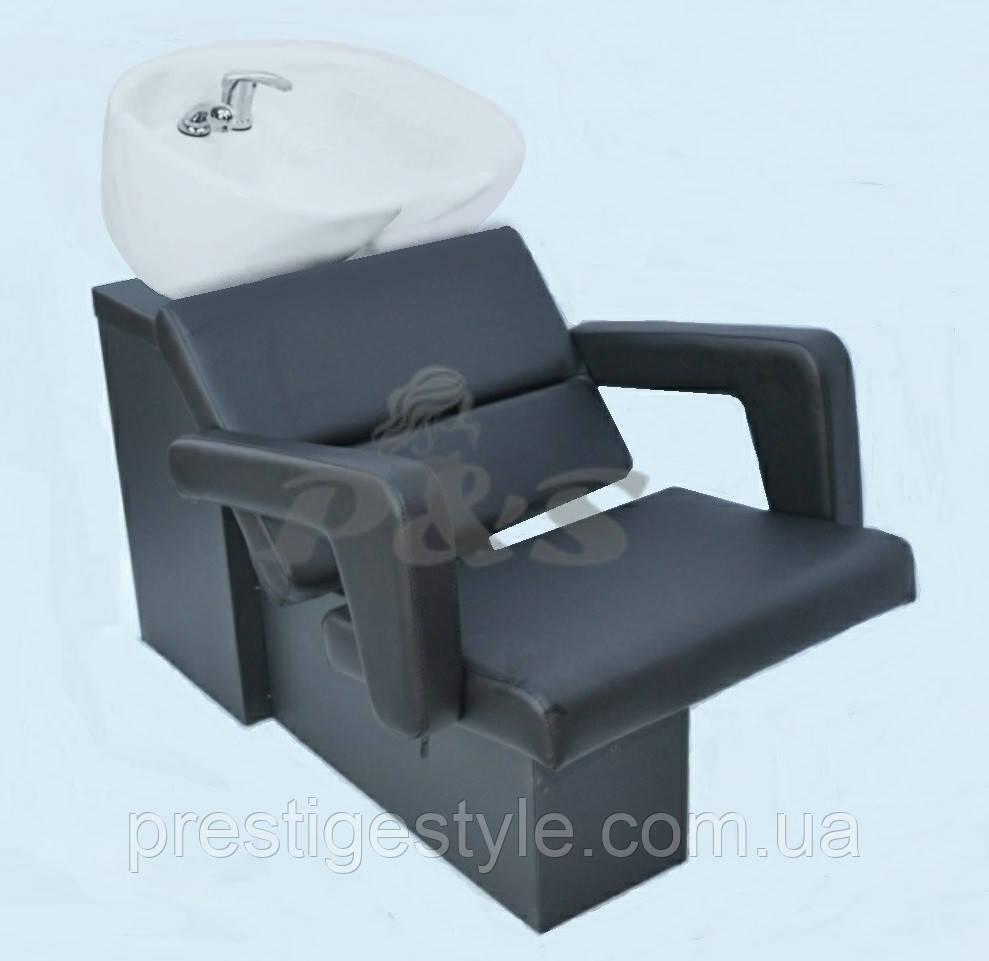 Мойка парикмахерская Чип с креслом Фламинго