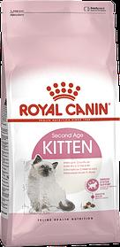 Royal Canin Kitten 2кг — Корм для кошенят до 12 місяців