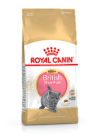 Royal Canin KITTEN BRITISH SHORTHAIR 0,4 кг
