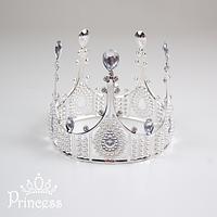 Детская королевская объемная корона