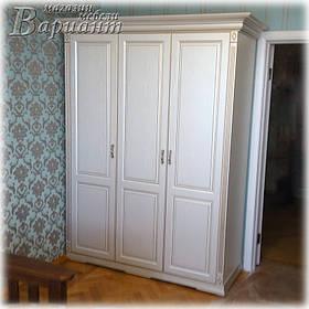 Шкаф 3-х дверный Классик