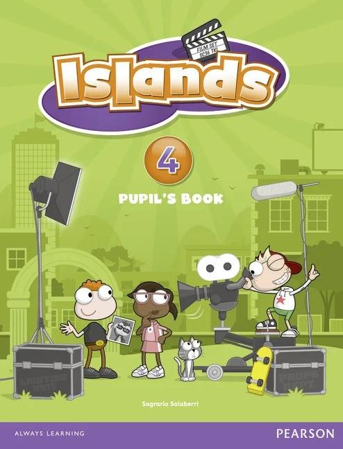 Islands 4 Pupil's Book