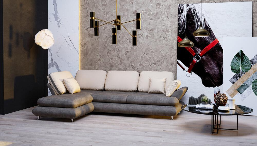 Кутовий диван Benefit  3 Елегант