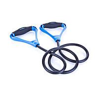 Эспандер грудной Spokey Flexing II 920951 (original) плечевой эспандер резиновый для фитнеса
