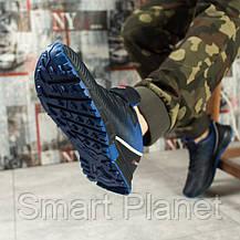 Кроссовки мужские 10062, BaaS Baasport, темно-синие, < 42 43 44 > р. 42-27,0см., фото 3