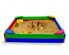 Детская песочница классическая 145 на 145