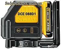 Лазер самовыравнивающийся DeWALT DCE088D1G (Оригинал)