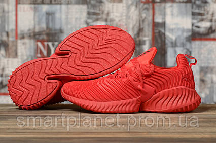 Кроссовки мужские 16784, Adidas AlphaBounce Instinct, красные, < 44 > р. 44-27,9см., фото 2