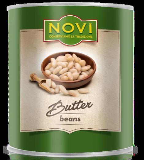 Біла лімська квасоля (Butter beans)