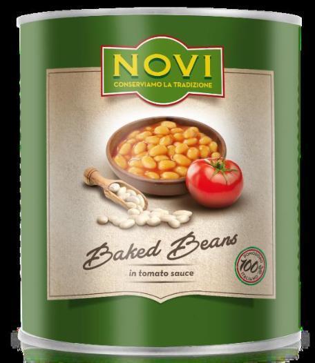 Варена квасоля в томатному соусі 400 г