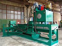 Пресс для тюков сена, соломы, древесины, отходов