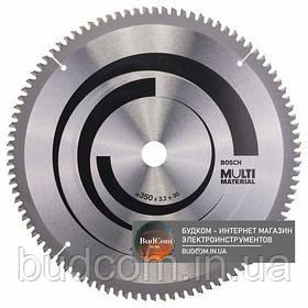 Пильный диск Bosch Multi Material 350 мм 96 зубов