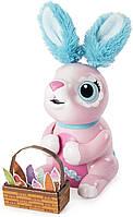 Zoomer голодный кролик-зайчик Чеви Hungry Bunnies Chewy Interactive Robotic Rabbit