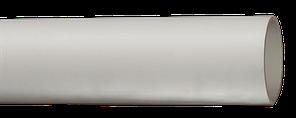 Труба гладкая жесткая ПВХ d16 IEK серая (111м) (CTR10-016-K41-111I)