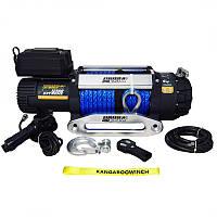Лебідка електрична Kangaroowinch K12500 Extreme HD 12V з синтетичним тросом