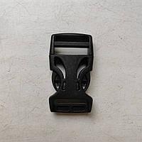 Фастекс 20 мм черный