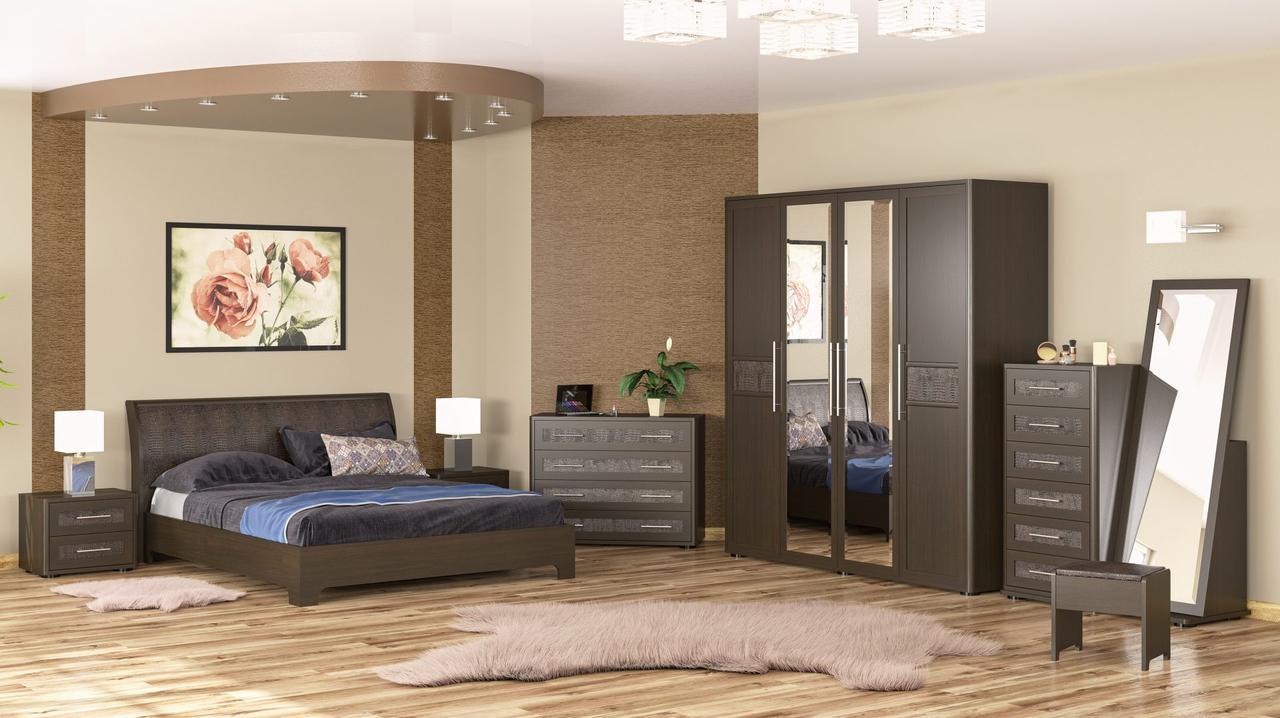 Спальня 1 Токио Мебель Сервис