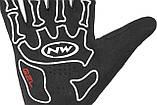 Вело рукавиці Northwave Skeleton Short | роз. M, фото 2