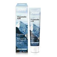 Корейская зубная паста с гималайской солью Aekyung 2080 Crystal Mountain Salt Toothpaste