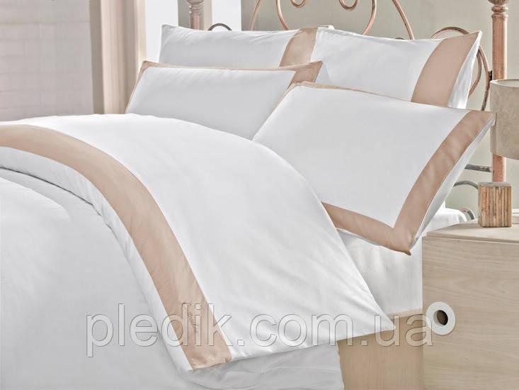 Постельное белье 200х220 Cotton box Сатин с вышивкой HARIKA