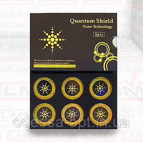 Антирадиционные наклейки на телефон планшет QUANTUM SHIELD