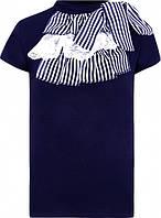 Блуза с коротким рукавом для девочки Marions (размер 134)