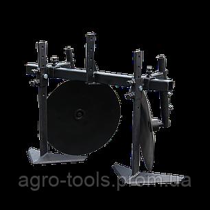 Окучник-пропольник d=360 мм (эконом)(ПД9) | Підгортач-пропольник Ø360 (економ), фото 2