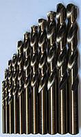 Сверло по металлу Р6М5К5 ( HSSCo ) 1,0 мм