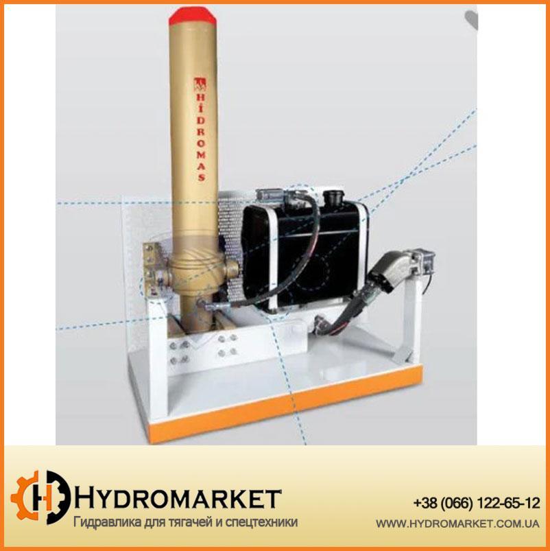 Гидроцилиндр GHS 175-5-6200 Н (фронтальный)