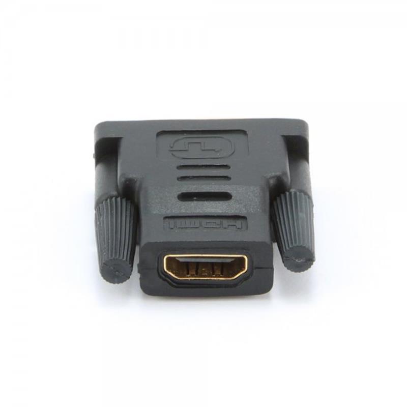 Адаптер Cablexpert (A-HDMI-DVI-2) HDMI-DVI F/M Black