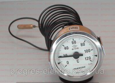 Термометр капиллярный (2м) 120 градусов Pakkens