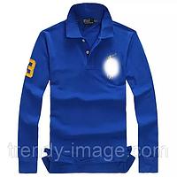В стиле Ральф поло мужская рубашка поло реглан ралф купить в Украине., фото 1