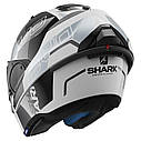 Мотошлем Shark Evo-One 2 Slasher WKS, фото 4