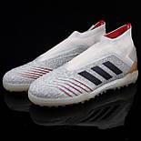 Сороконіжки Adidas Predator TF (39-45), фото 5