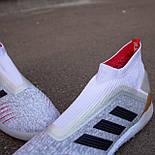 Сороконожки Adidas Predator TF (42-44), фото 4