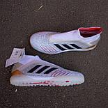Сороконожки Adidas Predator TF (42-44), фото 2