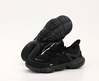 Мужские беговые кроссовки Nike Free Run 5.0 2019 черные
