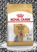 Корм Royal Canin Adult YorkshireTerrier для собак породы йоркширский терьер 7,5 кг