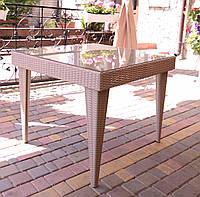 Стол из искусственного ротанга Mocco Mini, мебель из искусственного ротанга, ротанговая мебель