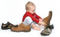 Как выбирать детские ботинки!