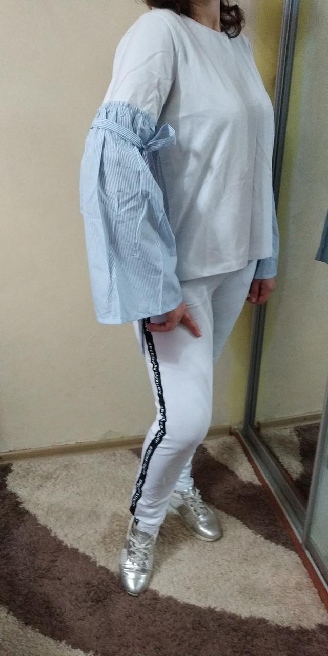Спортивний костюм молодіжний з лампасами