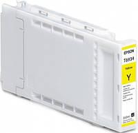 Картридж EPSON (T6934) SC-T3000/5000/7000 (C13T693400) Yellow