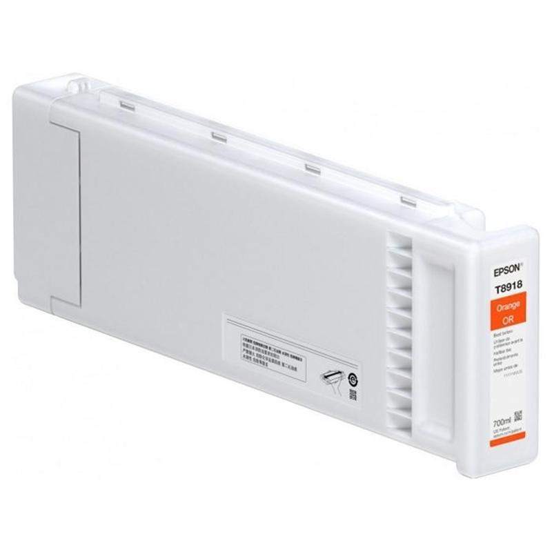 Картридж EPSON (T8918) SureColor SC-S80610 (C13T891800) Orange